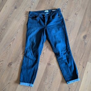 Jessica Simpson Rolled Crop Skinny